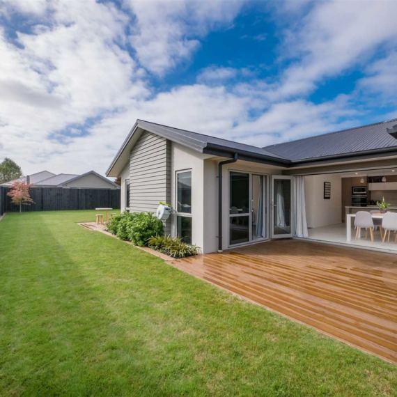Christchurch Re-build House Niche Design & Construction