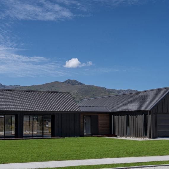 Sentinel Park spec house - Lake Hawea builder