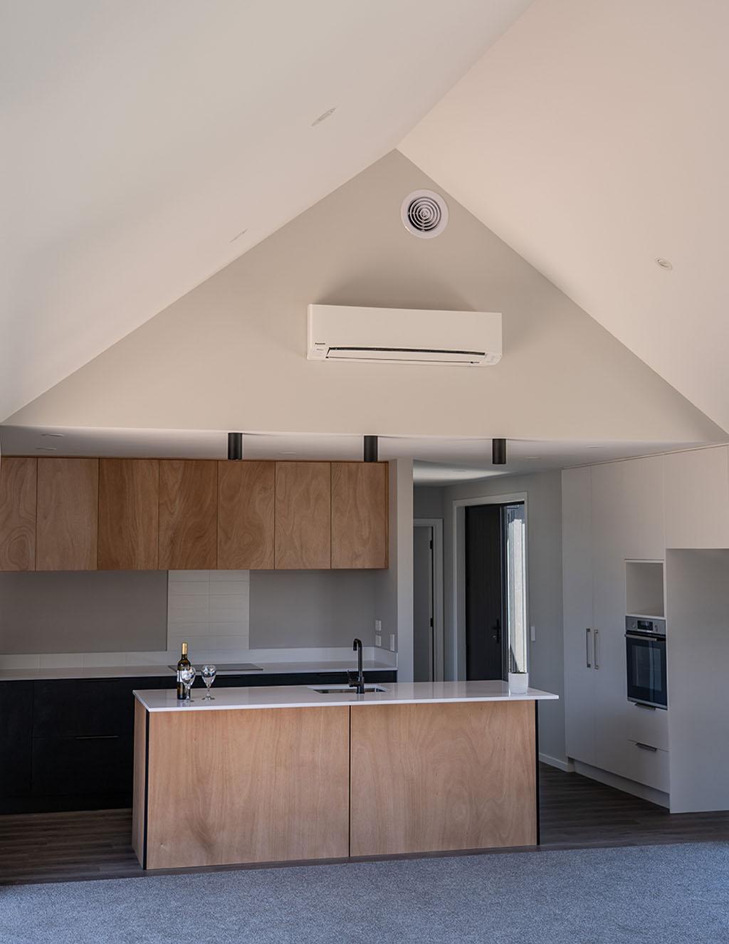 Sentinel Park Spec House by Niche Design & Construction, Wanaka